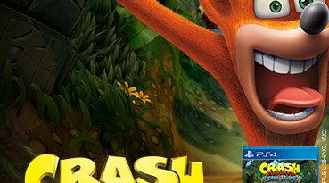 Crash N-Sane Trilogy