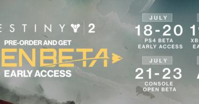 Destiny 2 - Pre Order Beta