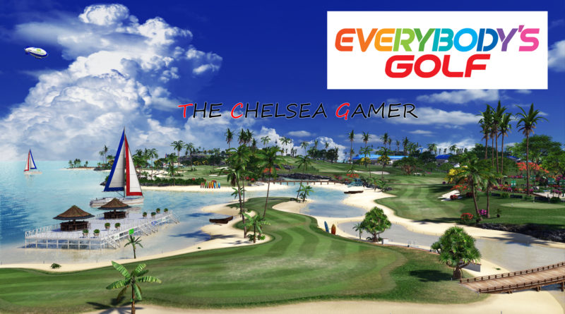 Everybody's Golf @ TCG