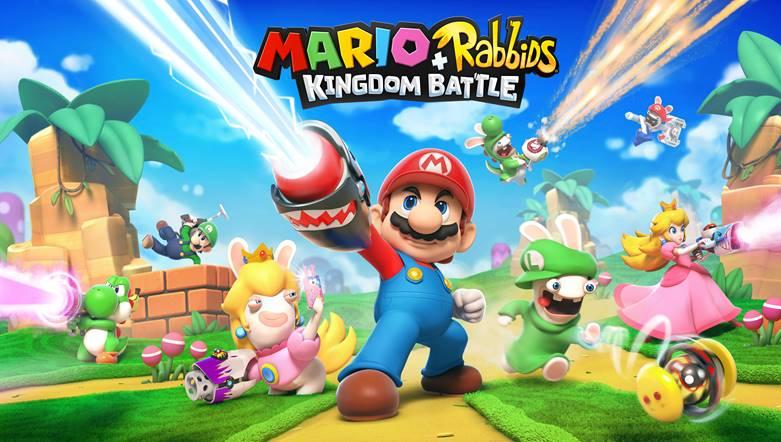 Mario + Rabbids : Kingdom Battle
