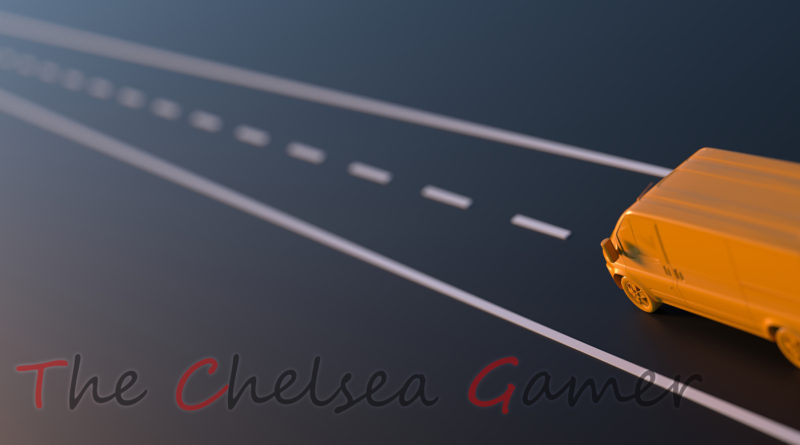 The Chelsea Gamer Shipping