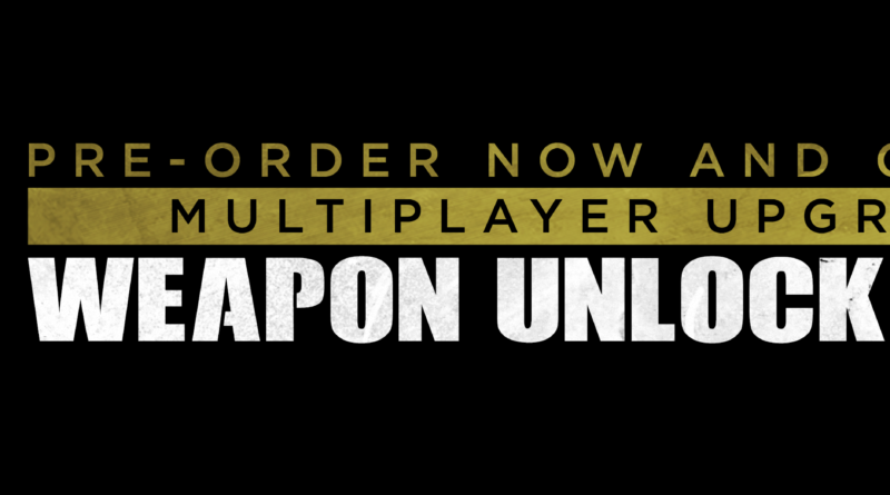 Call of Duty - Multiplayer Upgrade
