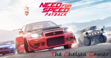 Need For Speed Payback - The Chelsea Gamer