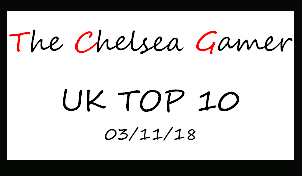 TOP10 03-11-2018