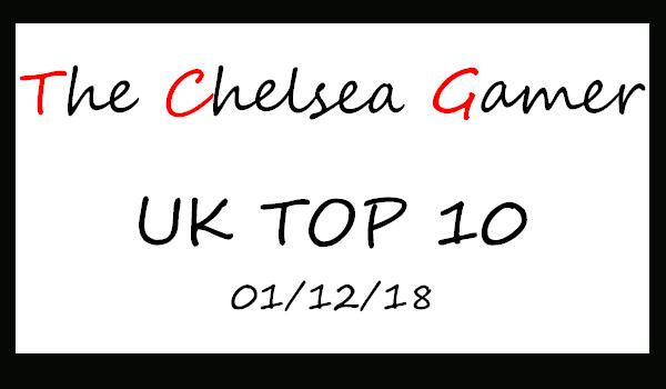 TOP 10 01-12-2018