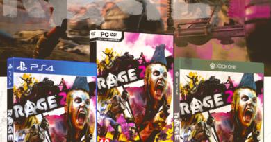 Rage 2 @ The Chelsea Gamer
