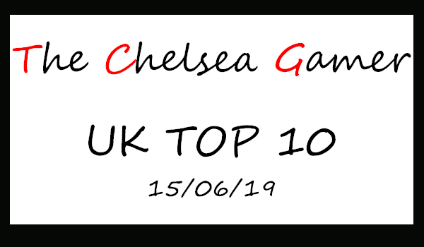 TOP 10 15-06-2019