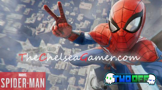 Spider-man Giveaway!