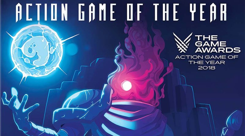 Dead Cells Action Game of the Year @ The Chelsea Gamer