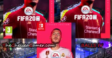Balls IV - FIFA 20 - The Chelsea Gamer