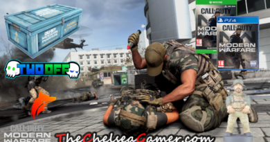 Call Of Duty®: Modern Warfare - THE DARK GIVEAWAY from TheChelseaGamer.com