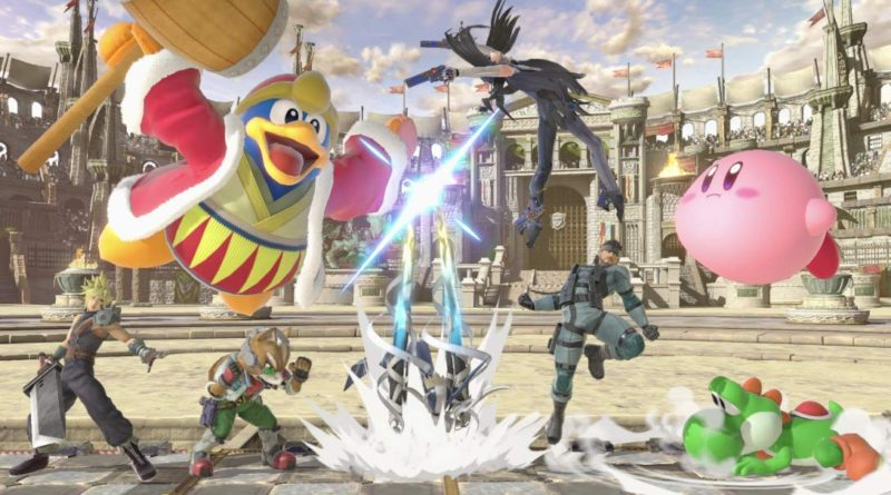 Super Smash Bros. Update