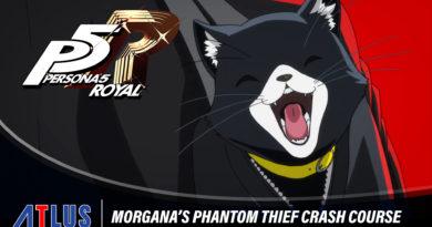 Persona 5 - Royal - Crash course Trailer @ The Chelsea Gamer